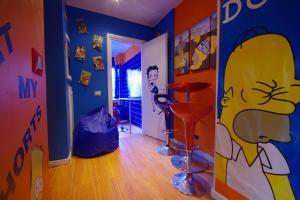 Comics Guesthouse - abcRoma.com