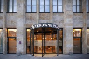 Crowne Plaza Berlin - Potsdamer Platz
