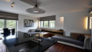 Jurata Apartament Willa Ziemia z tarasem na dachu
