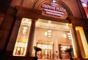 Crowne Plaza Chongqing Jiefangbei, an IHG Hotel