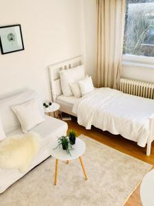 Gästehaus an der Uniklinik, Schönes Apartment mit eigener Küche und renoviertem Badezimmer