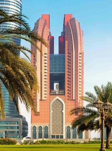 Bab Al Qasr Residence, Абу-Даби