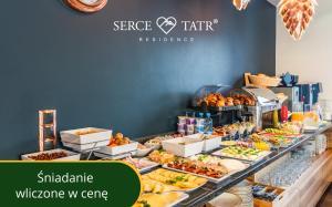 Serce Tatr Residence Zakopane blisko Krupówek