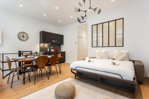 Luxury loft Marais