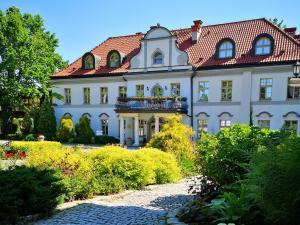 Pałac Czarny Las 50 km od Katowic