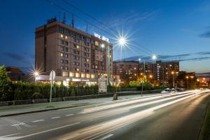3 hvězdičkový hotel Hotel Tychy Tychy Polsko