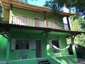 Trancoso - Casa Verde próximo ao Quadrado e Praia