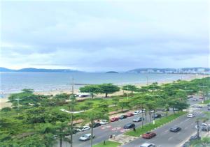 Apto com Vista total do mar e da Praia - Canal 5
