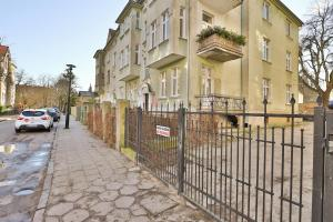Apartment at Dąbrowskiego 6 street 300 m to the beach