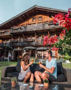 Location gîte, chambres d'hotes La Ferme du Golf dans le département Haute Savoie 74