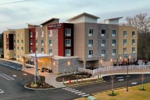 TownePlace Suites by Marriott Clinton - Hotel