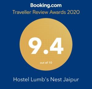 Hostel Lumb's Nest Jaipur