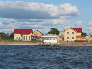 Курортный отель Ustje Beach Country Club, Гдов