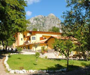 Verdeblu Country Hotel - Caselle in Pittari