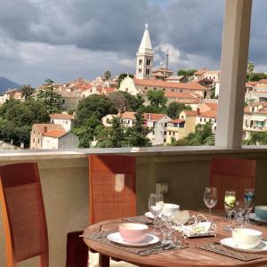 Apartment Losinj Panorama Penthouse Mali Lošinj Croatia