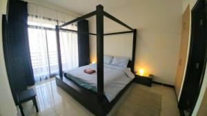 Modern 1 Bedroom Apartment with balcony - Dubai