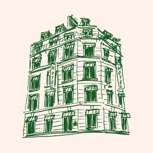 Hotel Les Deux Gares (40 of 40)