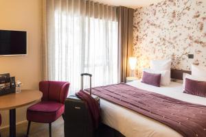 Location gîte, chambres d'hotes Hôtel et Appart'hôtel L'Adresse dans le département Ille et Vilaine 35