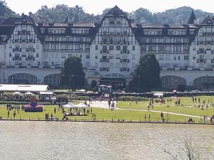 Flat no Hotel Quitandinha