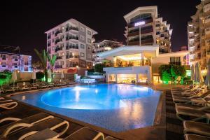 Курортный отель Xperia Saray Beach Hotel - All Inclusive, Алания