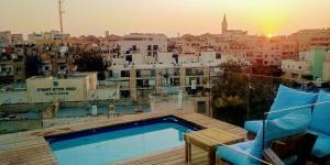 Old Jaffa's Penthouse