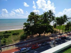 Flat na Beira-Mar do Cabo Branco