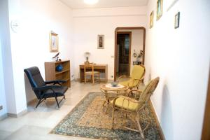 Apartment with 2 bedrooms in Vita with terrace 25 km from the beach