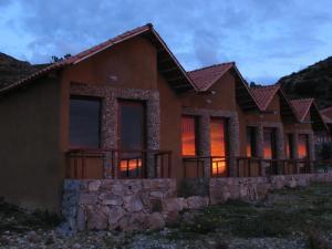 Tacana Lodge & Restaurant, Лоджи  Комунидад-Юмани - big - 25