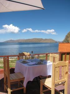 Tacana Lodge & Restaurant, Лоджи  Комунидад-Юмани - big - 19