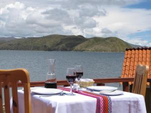 Tacana Lodge & Restaurant, Лоджи  Комунидад-Юмани - big - 28