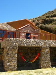 Tacana Lodge & Restaurant, Лоджи  Комунидад-Юмани - big - 22