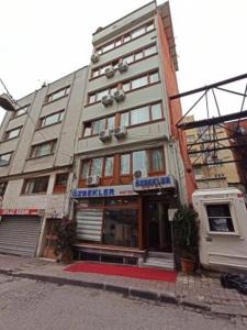 Ozbekler Hotel-Old City