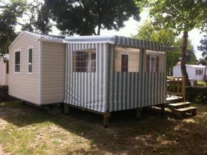Location gîte, chambres d'hotes Le Sherwood - Camping dans le département Vendée 85