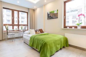 Apartments Warsaw Giełdowa by Renters