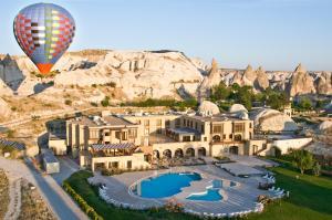 Курортный отель Tourist Cappadocia, Гереме