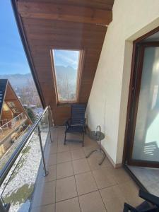 Apartament W chmurach