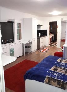 Apartament Centrum Panoramiczna BIG BEN Z BALKONEM KLIMATYZACJA