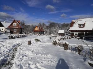 Domki Osada Werdołyna
