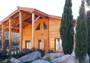 Location gîte, chambres d'hotes Chalet Mont Canigo dans le département Pyrénées Orientales 66