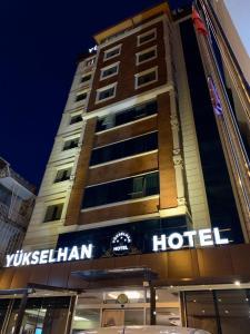 Отель Yukselhan, Адана