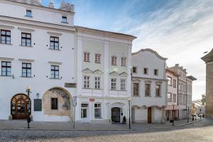 Hotel TGM Hotel Residence Znojmo Česko
