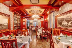 Hotel Montenegrino, Hotel  Teodo - big - 30