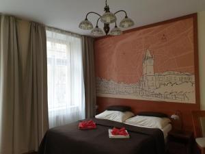 Отель Aaron, Прага