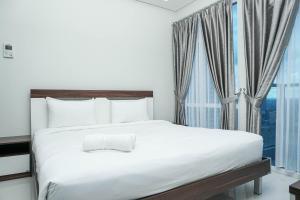 Spectacular 3BR Puri Mansion Apartment By Travelio