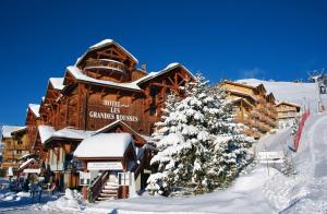 Accommodation in Alpe d'Huez