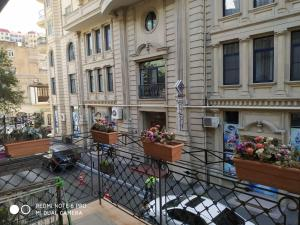 Baku city center apartment