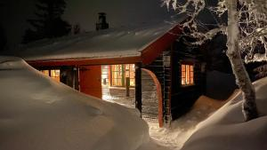 Bjerkely, Sjusjøen - Hotel