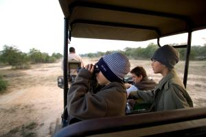 Honeyguide Tented Safari Camps, Luxusní stany  Rezervace Manyeleti - big - 22