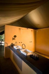 Honeyguide Tented Safari Camps, Luxusní stany  Rezervace Manyeleti - big - 24