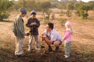 Honeyguide Tented Safari Camps, Luxusní stany  Rezervace Manyeleti - big - 21